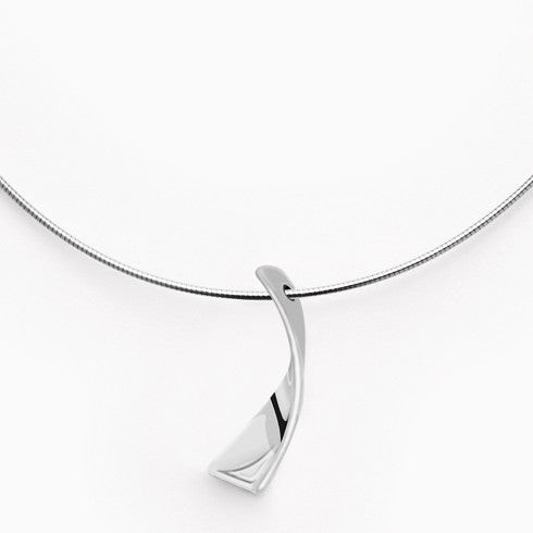 Kariana Silver Tone Pendant Necklace