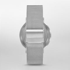 Signatur Connected Steel-Mesh Hybrid Smartwatch
