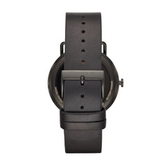 Smartwatch Falster 1 Black Leather
