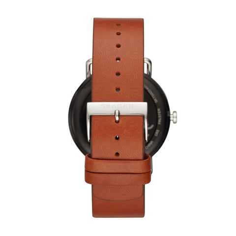 Smartwatch   Falster Brown Leather