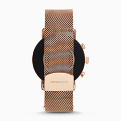 【NEW】Smartwatch Falster 2 Rose Tone Magnetic Steel Mesh