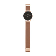 Smartwatch Falster 2 Rose Tone Magnetic Steel Mesh SKT5103J