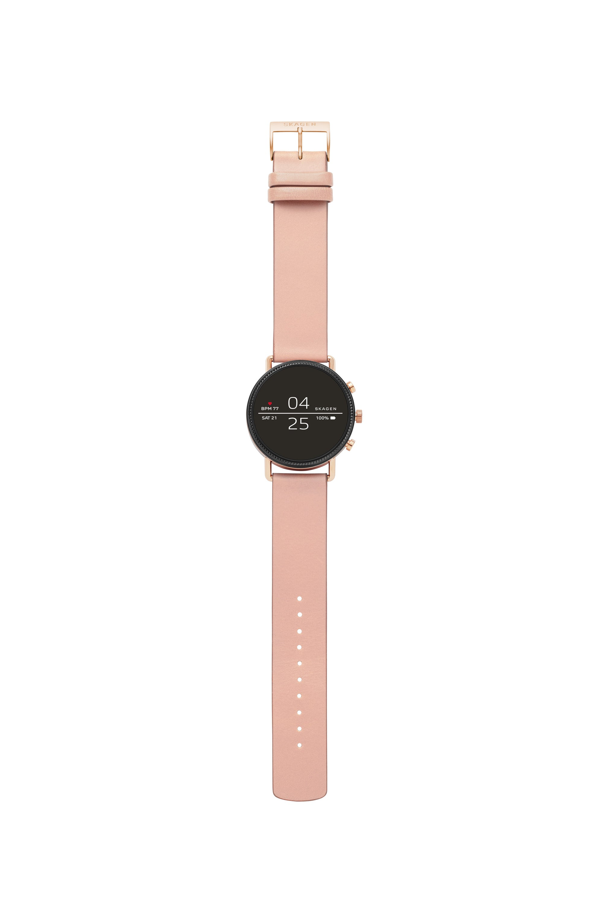 Smartwatch - Falster 2 Blush Silicone