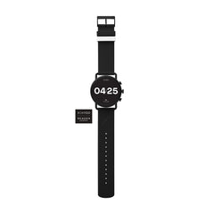 Smartwatch HR - Falster 3 X by KYGO Black Silicone