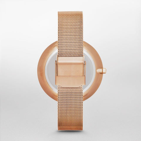 Gitte Steel Mesh Watch