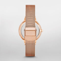 Anita Steel Mesh Watch