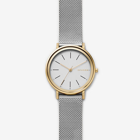 Hald Steel-Mesh Watch