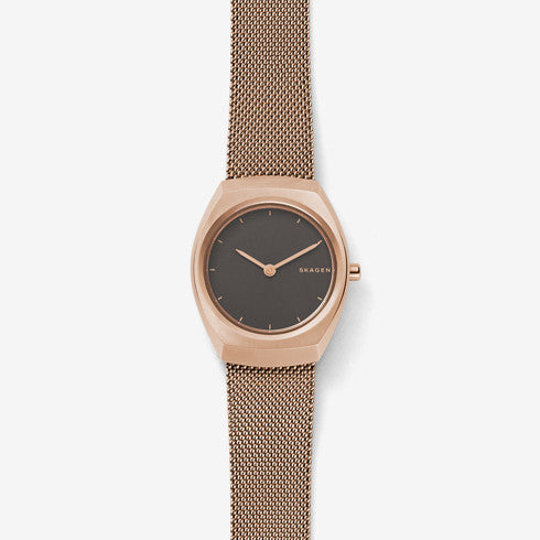 Asta Steel-Mesh Watch