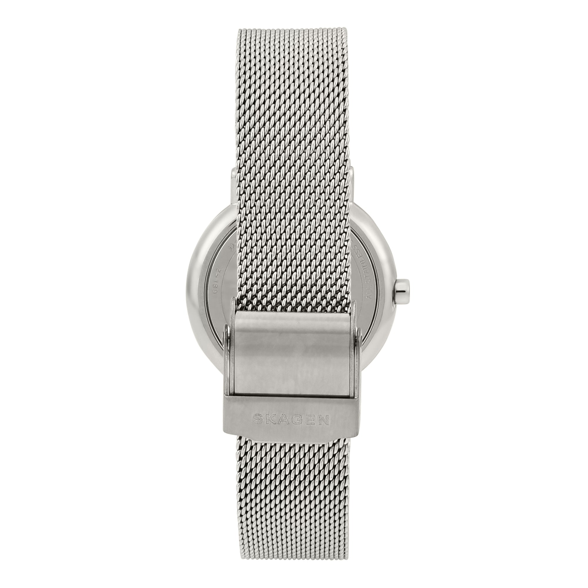 Signatur Slim Steel Mesh Watch