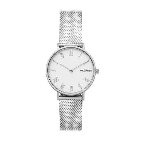 Hald Silk Mesh Watch