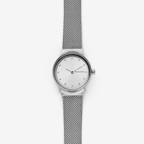 Freja Steel Mesh Watch