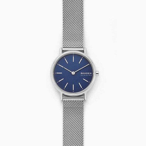 Signatur Steel Mesh Watch