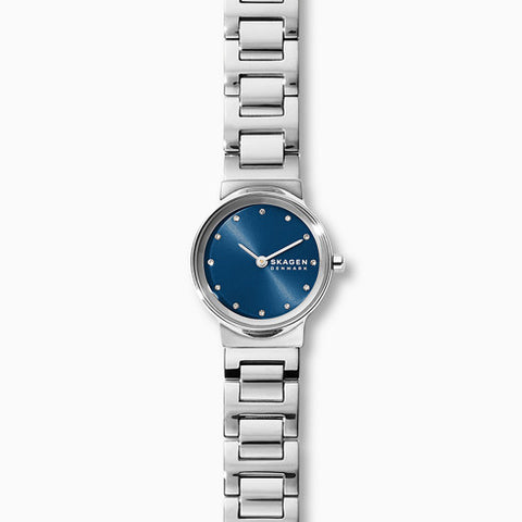 Freja Steel Link Watch