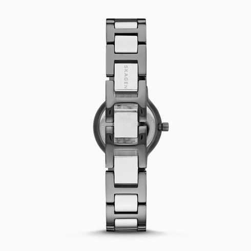 Freja Two Hand Two Tone Stainless Steel Watch
