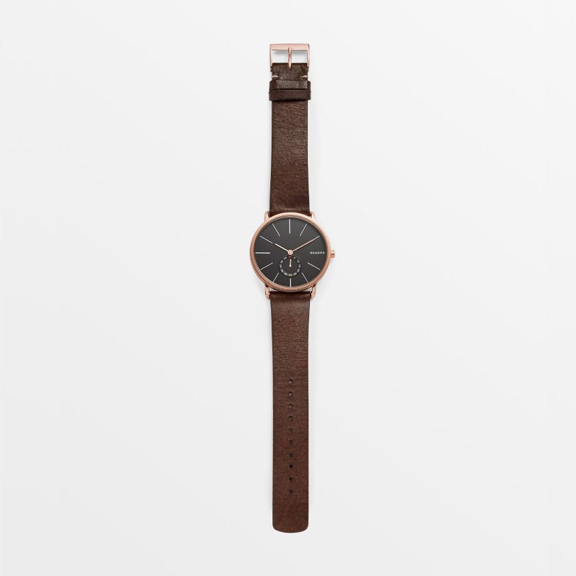Hagen Leather Watch