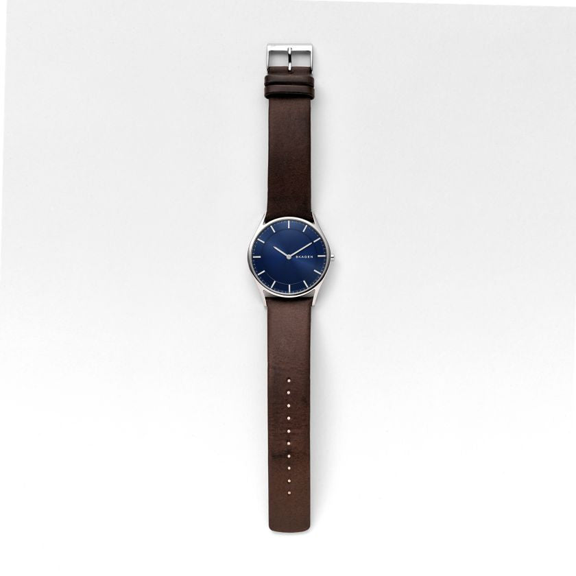 Holst Slim Leather Watch