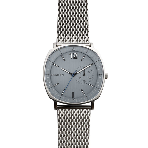 Rungsted Steel Mesh Watch