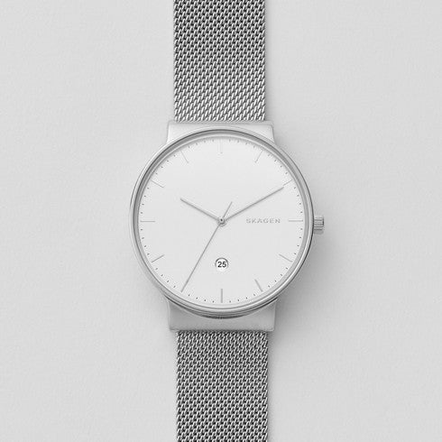 Ancher Steel Mesh Watch