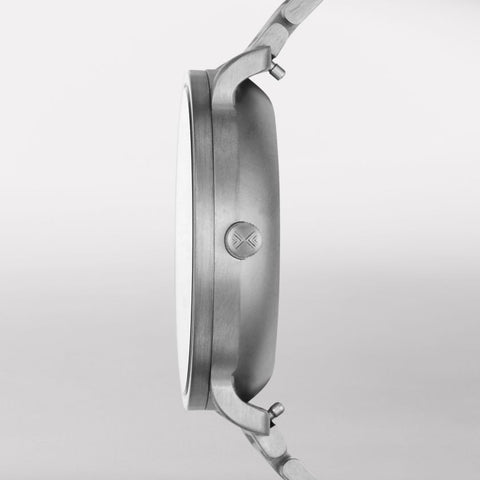 Hagen Automatic Titanium Link Watch