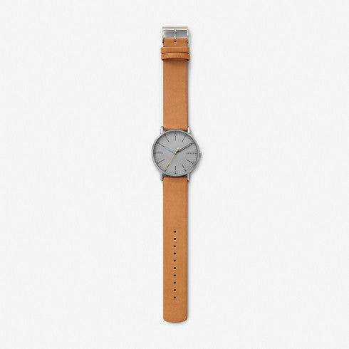 Signatur Leather Watch
