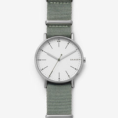 Signatur NATO Nylon Watch