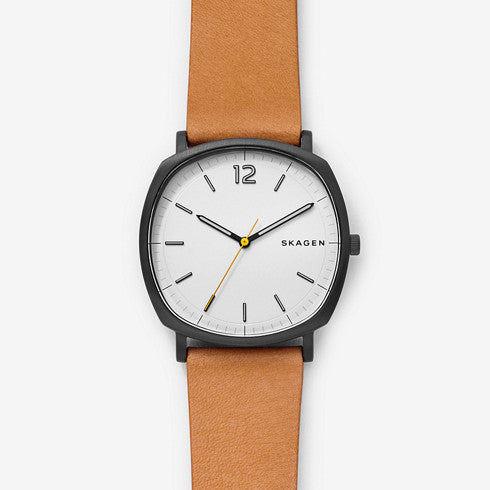Rungsted Leather Watch