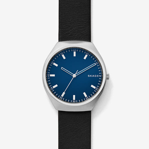 Grenen Leather Watch