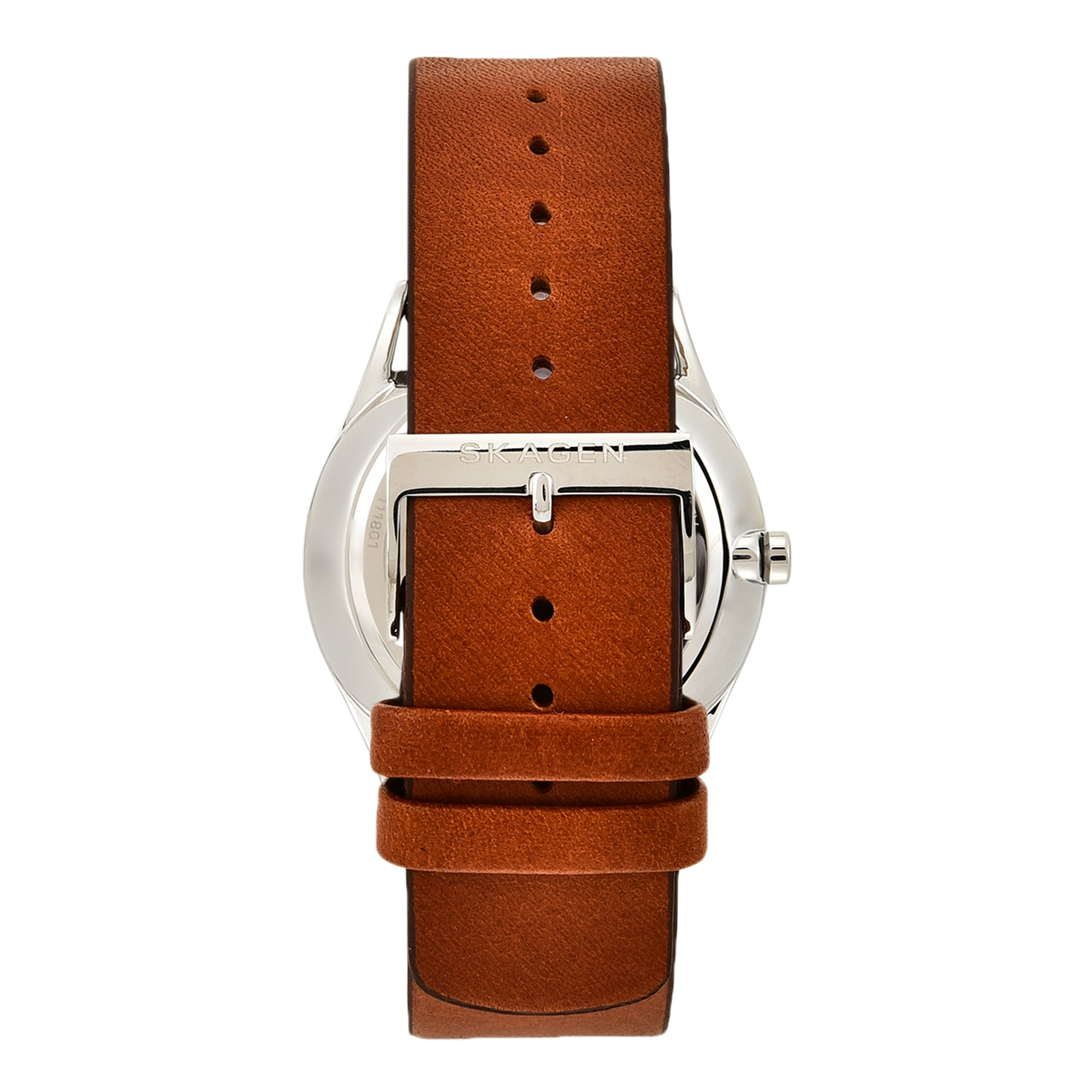 Holst Brown Leather Multifunction