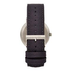 Signatur Solar Gray Recycled Woven Watch