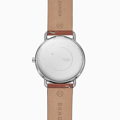 Horisont Special Edition Brown Leather Watch