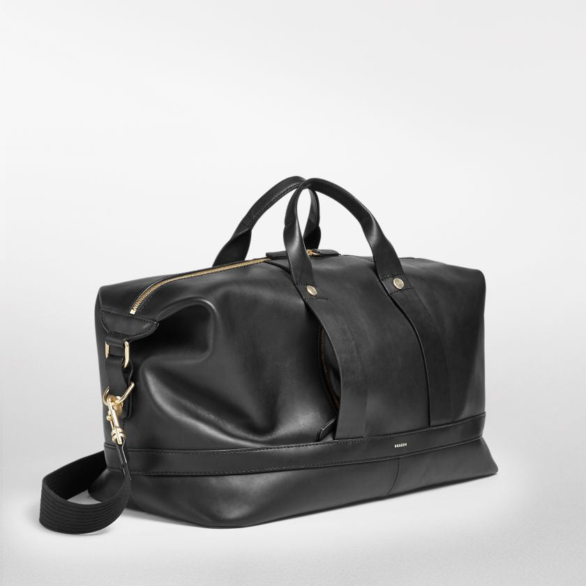 Riis Leather Duffle