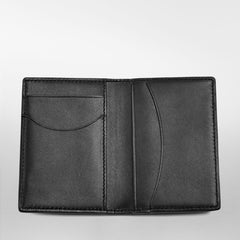 Kvarter Front Pocket Leather Wallet