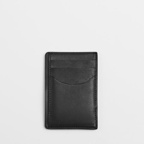 Vertical Leather Card Case