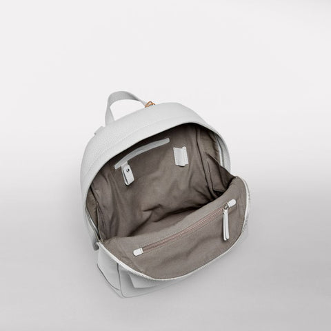 Aften Leather Backpack