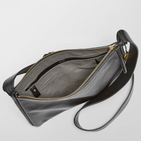 Anesa Leather Crossbody