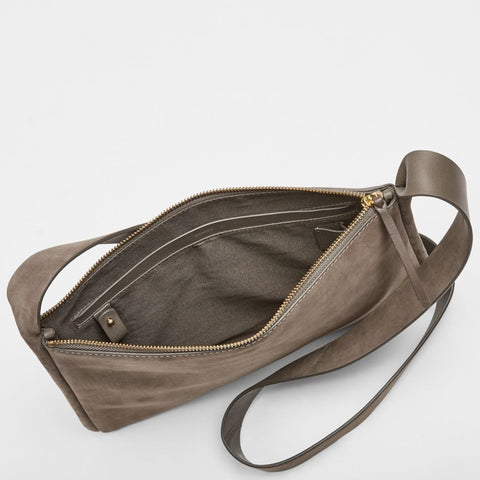 Anesa Slim Leather Crossbody
