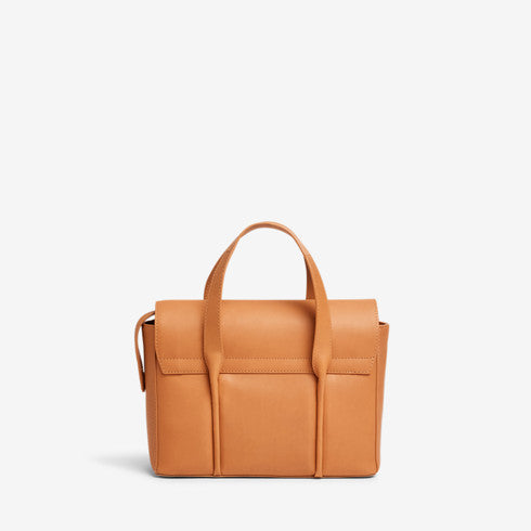 Beatrix Medium Flap Satchel
