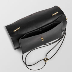 Lyng Leather Crossbody