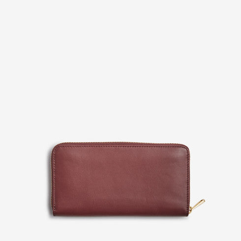 Continental Zip Wallet