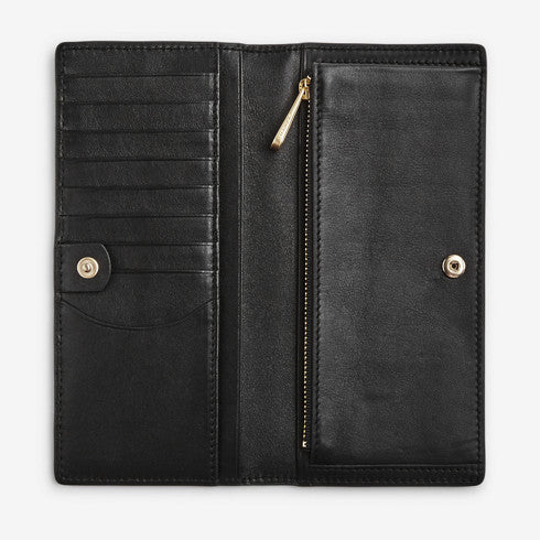 Slim Vertical Wallet
