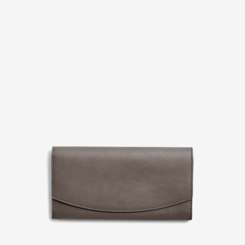 Continental Flap Wallet