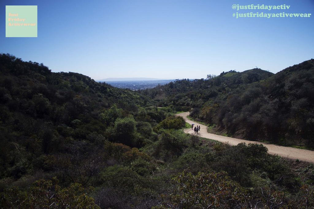 Hike on Griffith Observatory