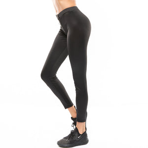 Sexy Black Gym Wear Sportswear Work Out Yoga Pants Legging