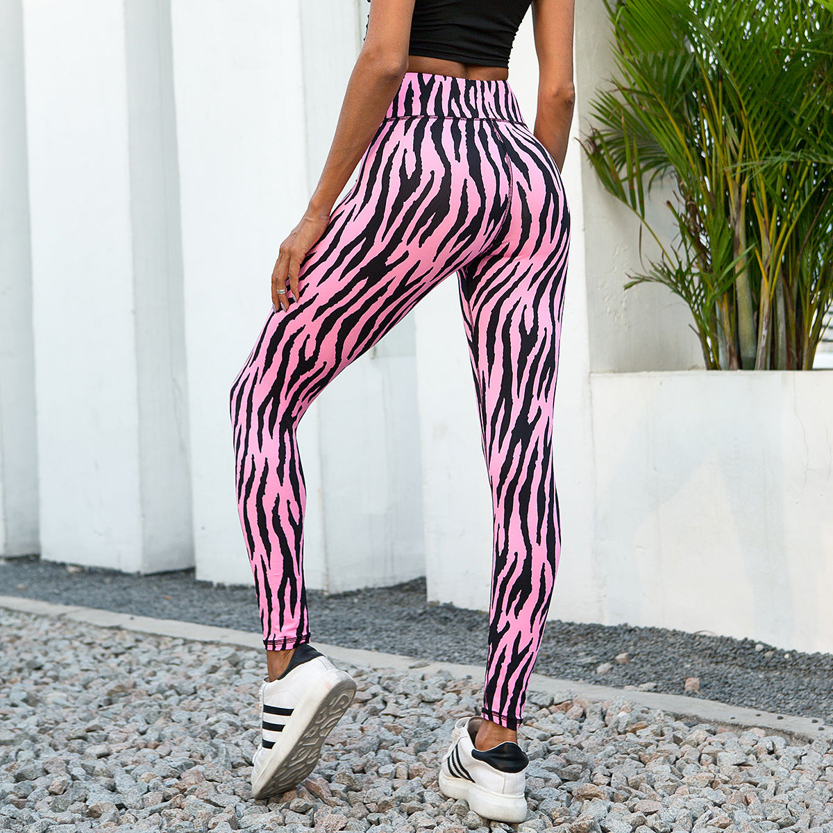 Sexy Two Tone Legging