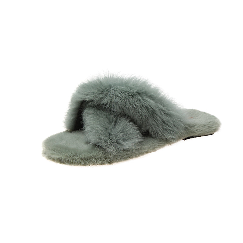 Cozy Cute Fluffy Slippers