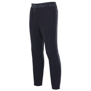 Comfy Black Mid Rise Gym Work Out Mens' Pants