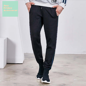 Comfy Mid Rise Character Prints Gym Work Out Mens' Pants