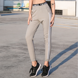 Sexy Character Detailing Two Tone Legging