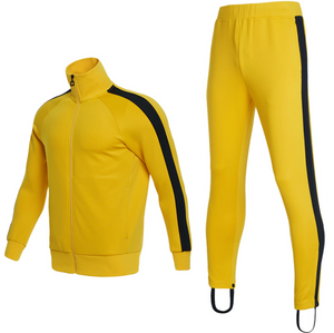 Comfy Two Tone Gym Wort Out Sportswear Set