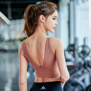 Sexy Comfy Gymwear Work Out Sports Bra